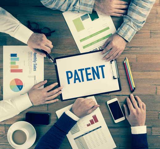 patenting agent