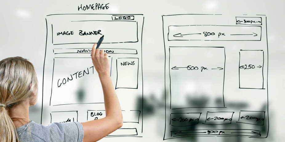 create an RFP for a website
